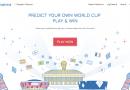 Блокчейн-тотализатор CryptoCup для зрителей чемпионата мира по футболу начинает работу