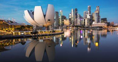 Сингапур вынес предупреждение 8 биржам за нелицензированную торговлю токенами-акциями