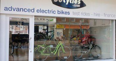 Британская компания выпускает велосипед для майнинга криптовалюты