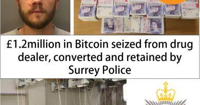 Британский суд разрешил полиции конфисковать и продать 295 биткоинов