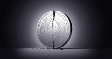 Цена Ethereum опустилась ниже $300