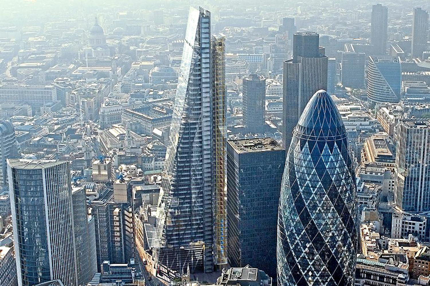 world londons financial district - HD 1500×1000