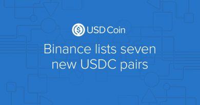 Binance добавит торговые пары со стейблкоином USDC