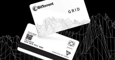 BitTorrent выпустит платежную карту для токенов BTT