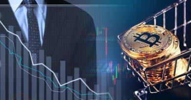 На централизованных криптовалютных биржах отмечен заметный рост объема торгов