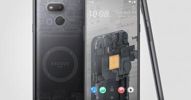 HTC представила новую модель смартфона с поддержкой полных нод биткоина и Lightning Network