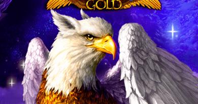 Описание слота Gryphon's gold